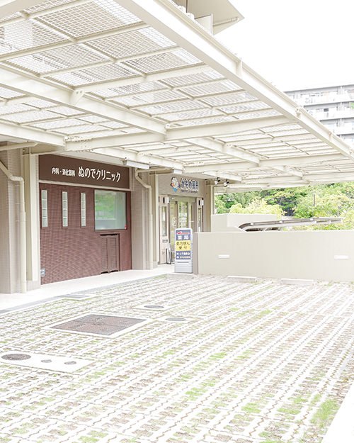 アクセス便利・駐車場完備